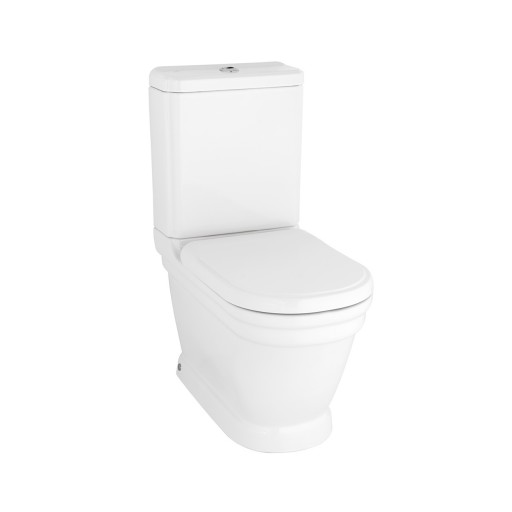 Creavit Antik Close Coupled Combined Bidet Toilet
