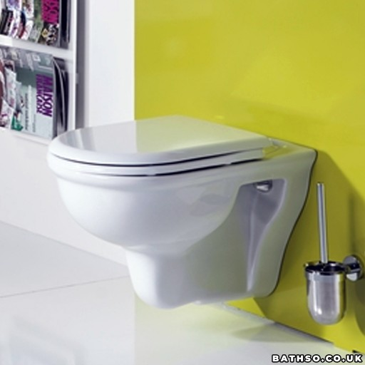 Creavit Selin Wall Hung Combined Bidet Toilet