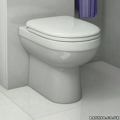 Creavit Selin Back to Wall Combined Bidet Toilet