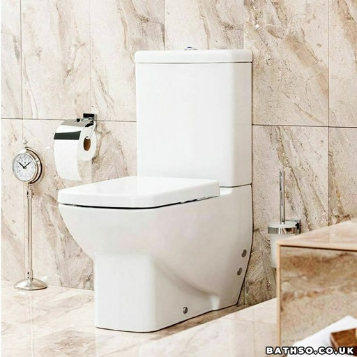Creavit Thor Close Coupled Combined Bidet Toilet