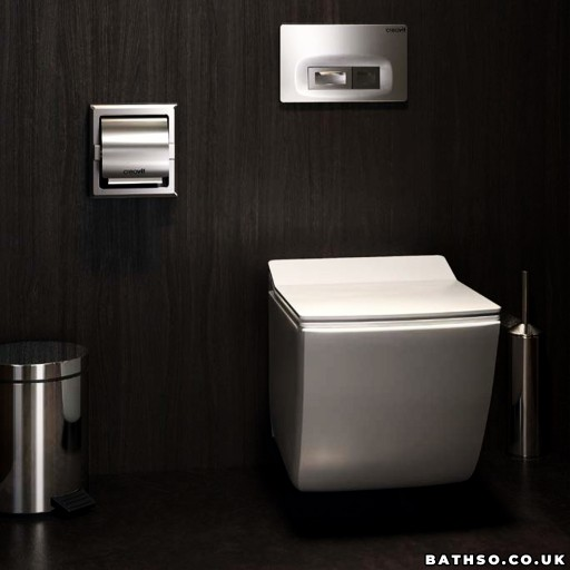 Creavit Trend Wall Hung Combined Bidet Toilet