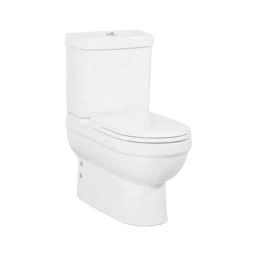Creavit Vitroya Close Coupled Combined Bidet Toilet