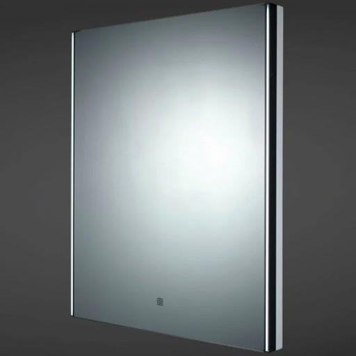 RAK Resort LED Illuminated Bathroom Mirror - 450MM