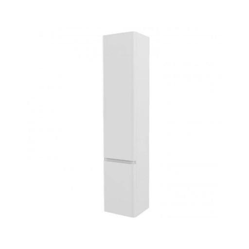 RAK Resort Wall Hung Tall Storage Cabinet - 350MM - Matt White