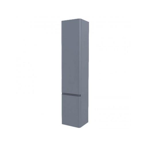 RAK Resort Wall Hung Tall Storage Cabinet - 350MM - Matt Grey