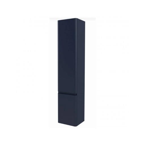 RAK Resort Wall Hung Tall Storage Cabinet - 350MM - Denim Blue