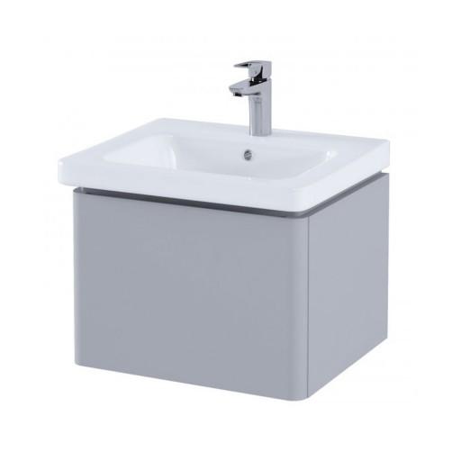 RAK Resort Wall Hung Vanity Unit & Basin - 550MM - Stone