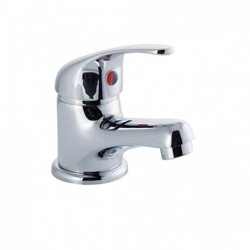 Trisen Ailsa Chrome Mini Single Lever Mono Basin Mixer Tap