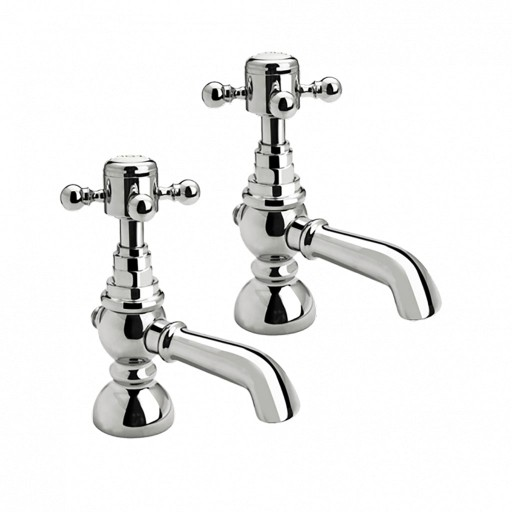 Trisen Formby Chrome Full Turn Operation Bath Tap