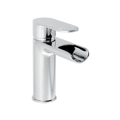 Trisen Ganton Chrome Mini Single Lever Mono Basin Mixer Tap