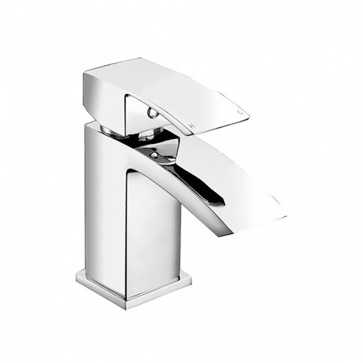 Trisen Knole Chrome Mini Single Lever Mono Basin Mixer Tap