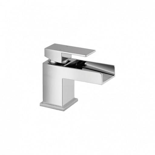 Trisen Warley Chrome Mini Single Lever Mono Basin Mixer Tap