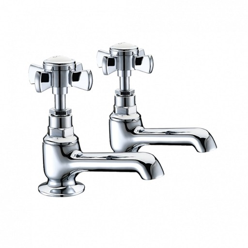 Trisen Wisley Chrome Full Turn Operation Bath Tap