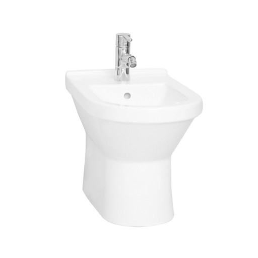 VitrA S50 Back to Wall Bidet - 540 mm Projection