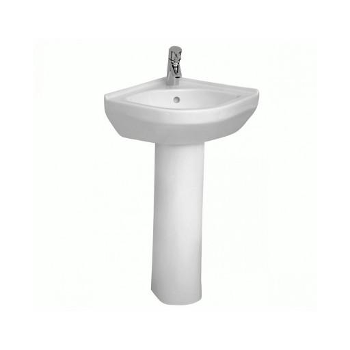 VitrA S50 Round Corner Basin - 400 mm