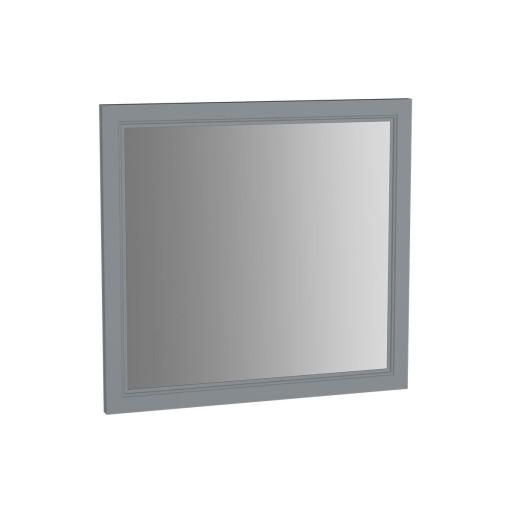 VitrA Valarte Matt Grey Flat Mirror - 745MM