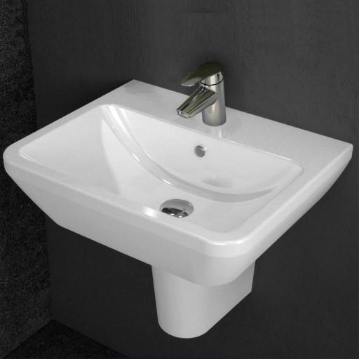 VitrA Integra Square Basin - 500MM x 430MM