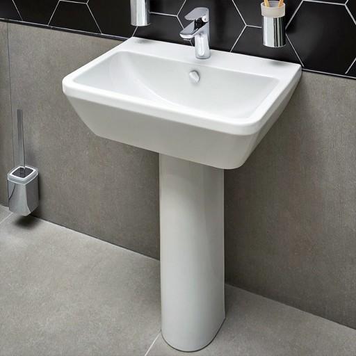 VitrA Integra Square Basin - 650MM x 490MM