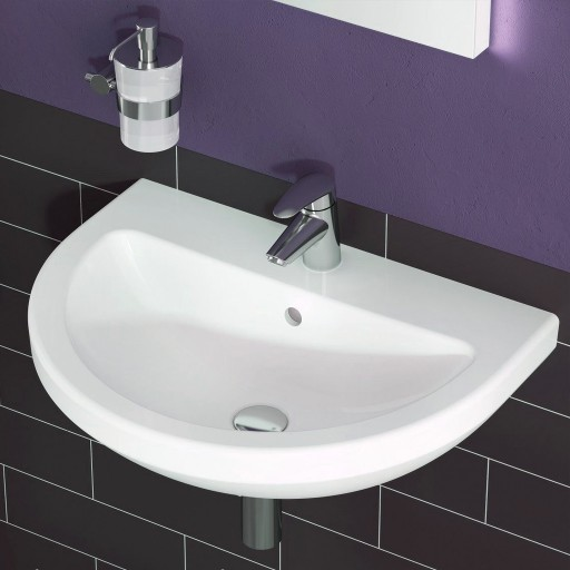 VitrA Integra Round Basin - 550MM x 450MM