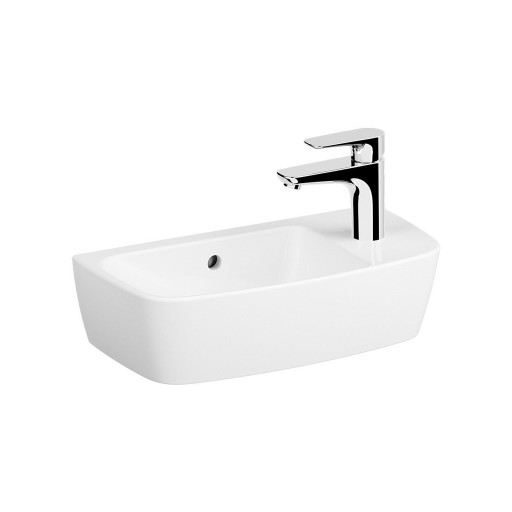 VitrA Shift Right Hand Tap Hole Compact Basin - 500MM x 250MM