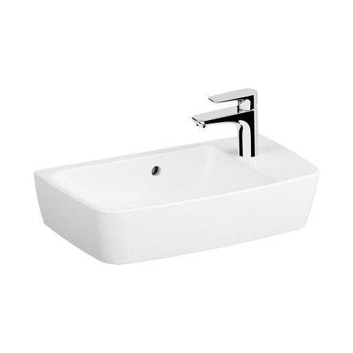 VitrA Shift Right Hand Tap Hole Compact Basin - 600MM x 345MM