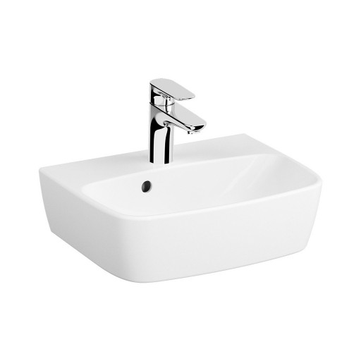 VitrA Shift Centre Tap Hole Compact Basin - 450MM x 350MM