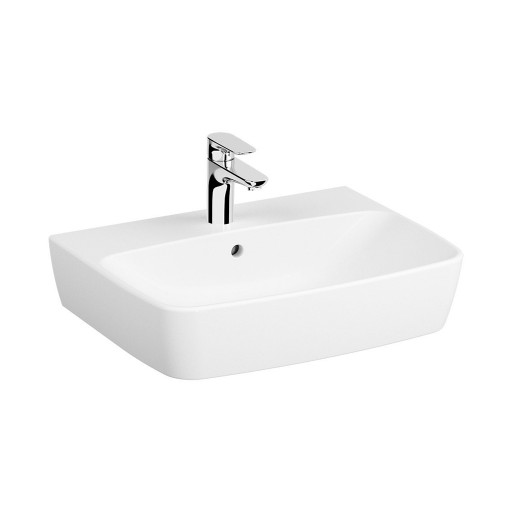 VitrA Shift Centre Tap Hole Basin - 600MM x 460MM
