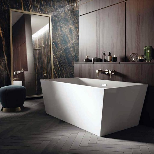 Trojan Marlborough Freestanding Twin-skinned Bath - 1700MM x 800MM