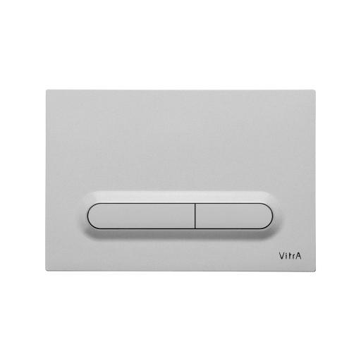 VitrA Loop T Toilet Dual Flush Button - Chrome