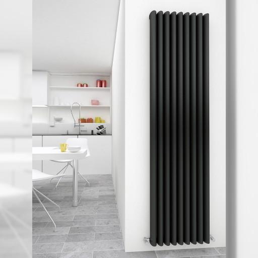 Sanica Dina Vertical Aluminium Radiator