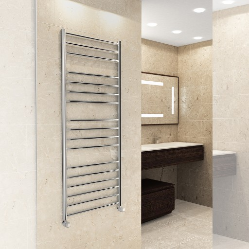 Sanica Miko Vertical Stainless Steel Radiator