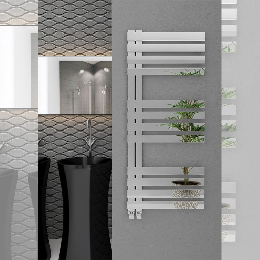 Sanica Zeyna Vertical Stainless Steel Radiator
