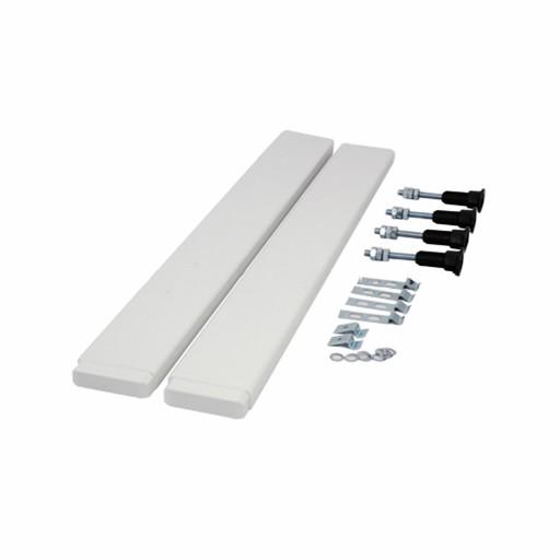 April Square Shower Tray Riser Kit - 700 mm to 760 mm