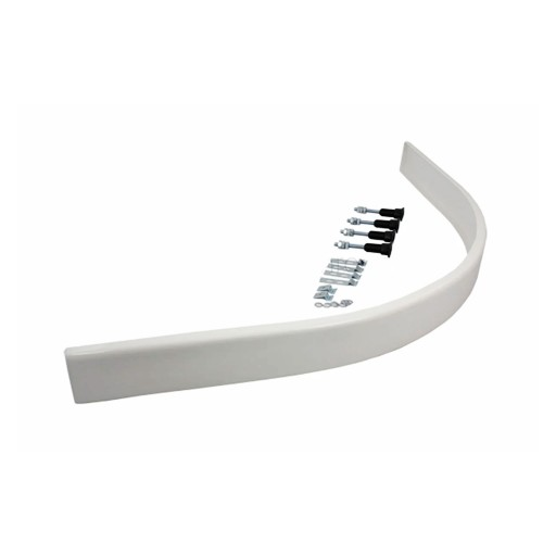 April Offset Quadrant Shower Tray Riser Kit - up to 1200 mm