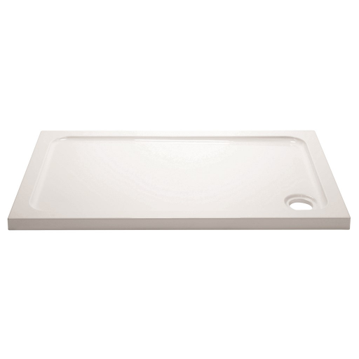 April Stone Shower Tray - Rectangular - 1100MM x 800MM