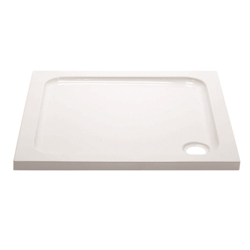 April Stone Shower Tray - Square - 760MM x 760MM