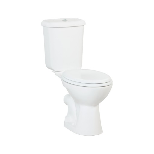 Creavit Pitta Close Coupled Combined Bidet Toilet - Open Back