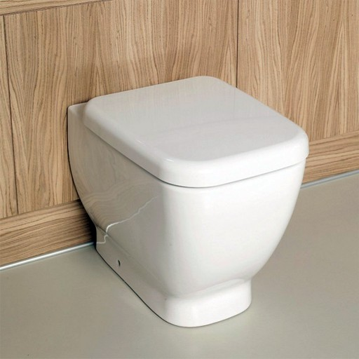 VitrA Shift Back to Wall Toilet - Floor Standing