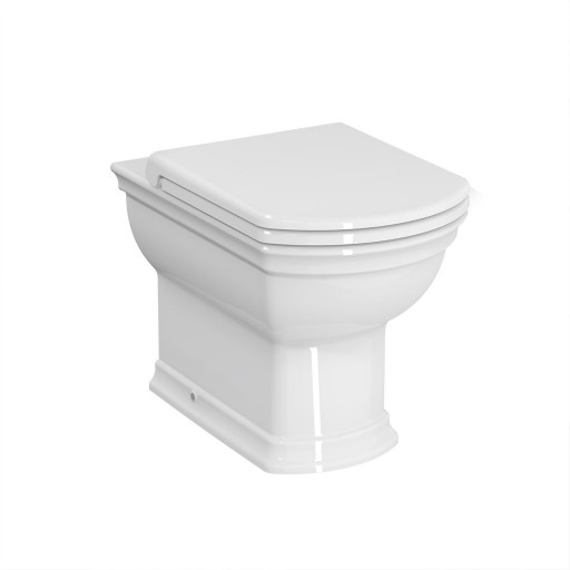 VitrA Valarte Back to Wall Toilet - 560MM Projection