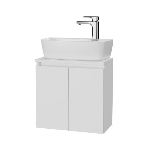 VitrA Shift Vanity Unit & Basin - Gloss White